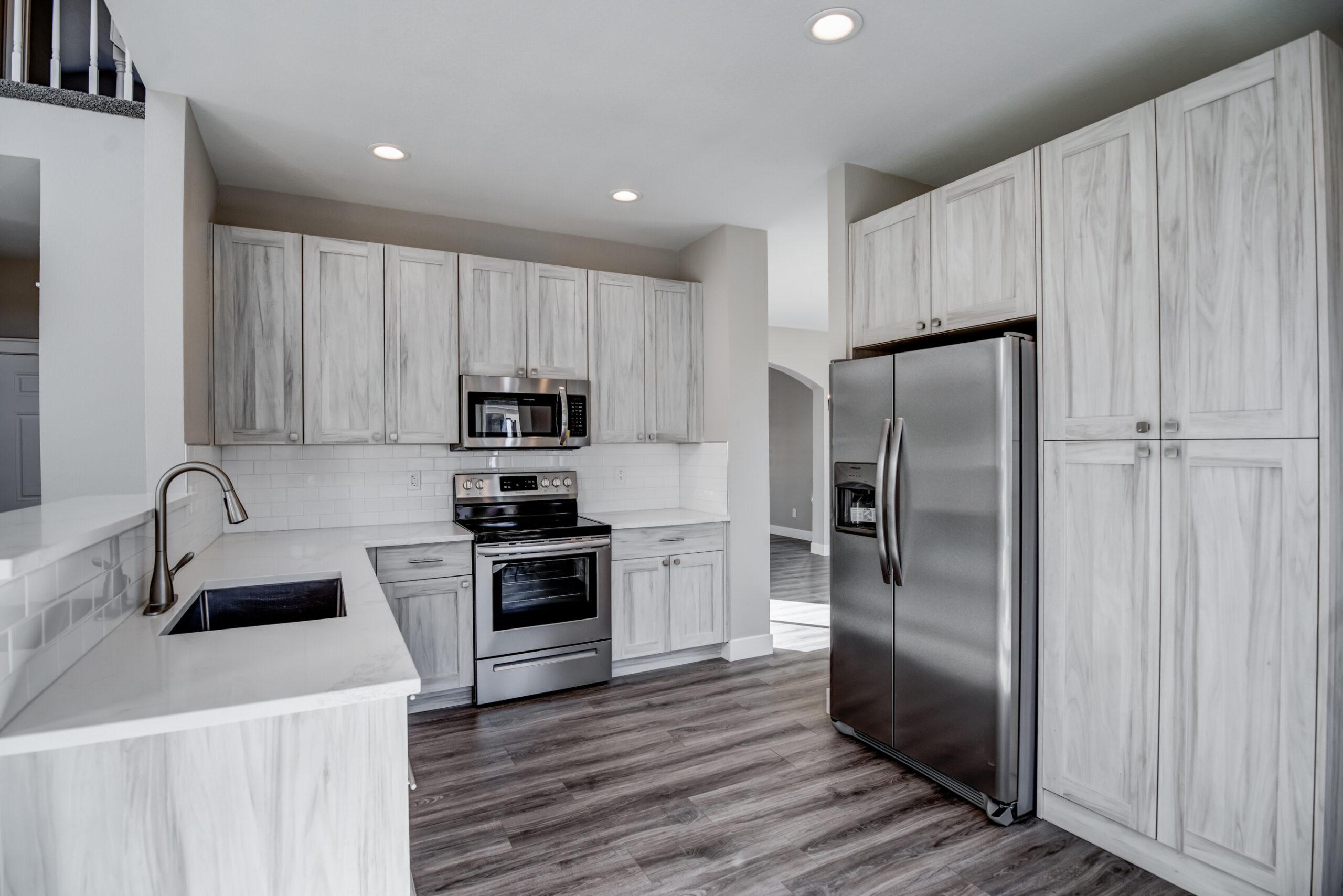 Kitchen Cabinet Installation in CO & AZ
